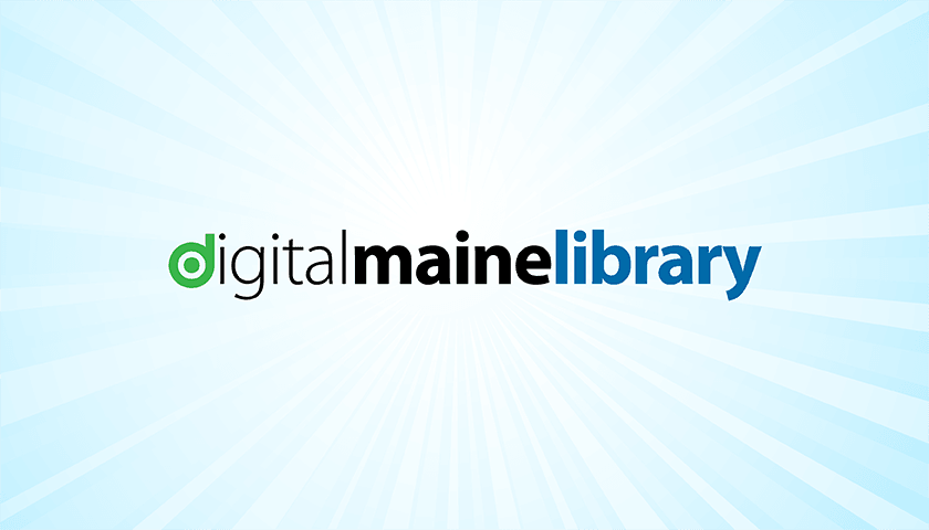 digital maine library feature